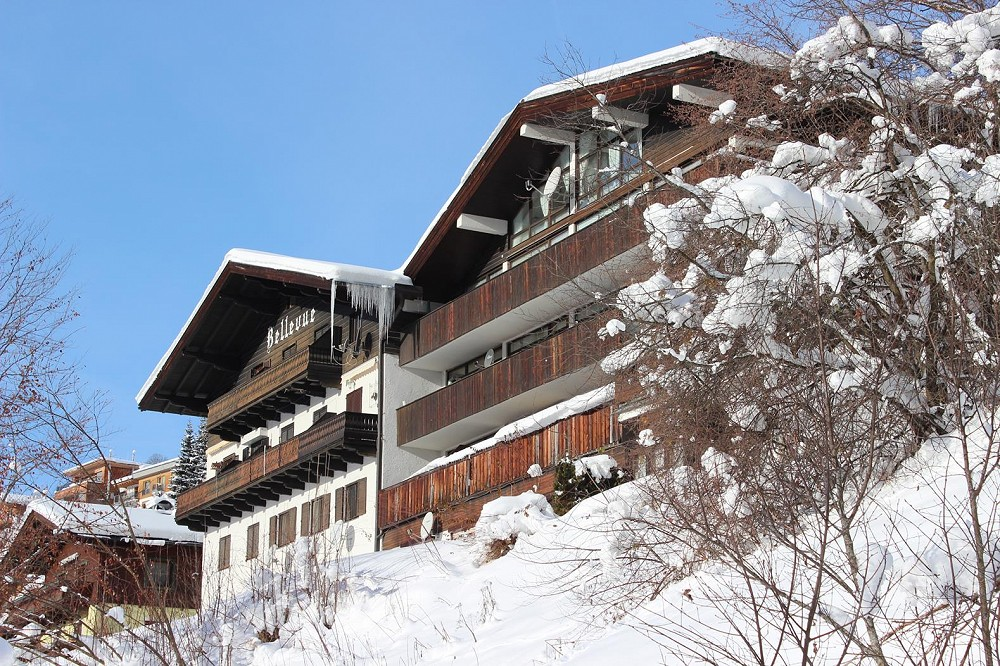 Winter View of Complex